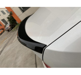 DIFFUSER SET GLOSSY BLACK COMPATIBLE WITH BMW 3-SERIES G20 G21 M PERFORMANCE