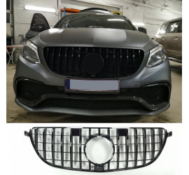 FRONT GRILL GLOSSY BLACK...