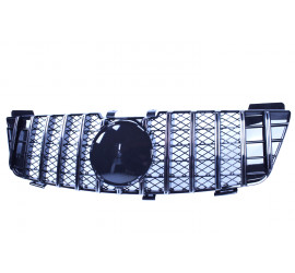 GRILLE COMPATIBLE WITH MERCEDES-BENZ W164 ML CHROME
