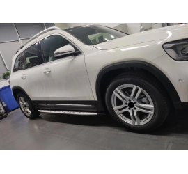 SIDE STEPS RUNNING BOARDS COMPATIBLE WITH MERCEDES-BENZ GLB X247 (2019+)