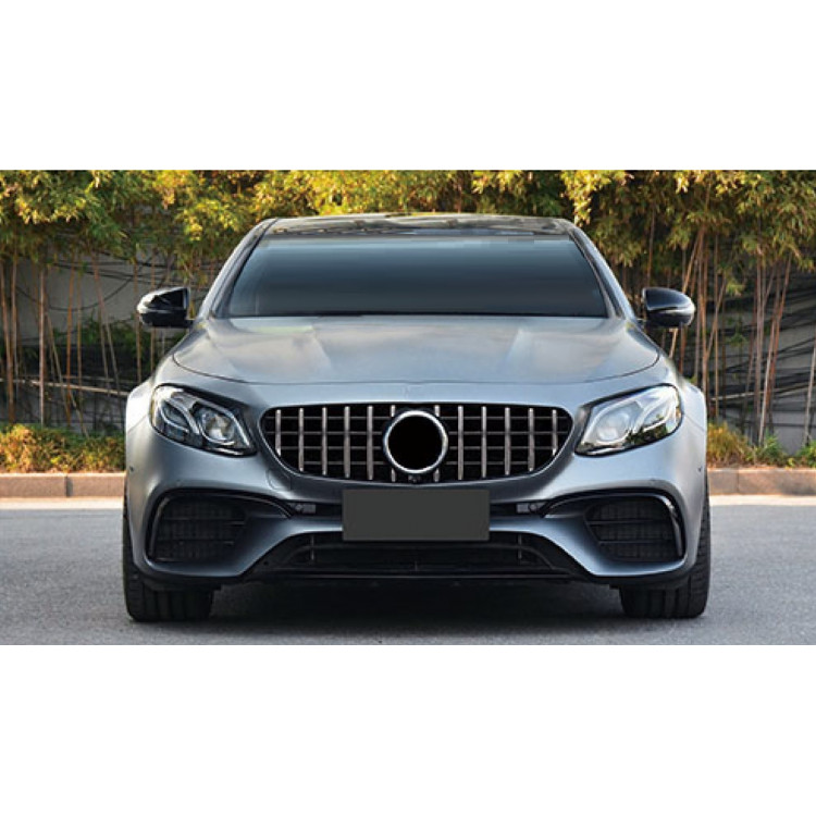 GRILL COMPATIBLE WITH MERCEDES E63 2017-2019 CHROME