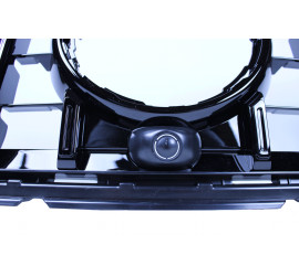 GRILL COMPATIBLE WITH MERCEDES-BENZ GLB X247 (2020) CHROME FOR AMG LINE