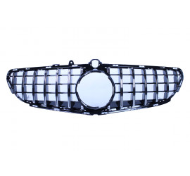 GRILL COMPATIBLE WITH MERCEDES-BENZ CLS 63 CHROME
