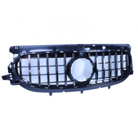 GRILL COMPATIBLE WITH MERCEDES-BENZ GLA H247 2020 CHROME WITH FRONT CAMERA