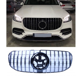 GRILL COMPATIBLE WITH MERCEDES-BENZ GLS X167 (2020+) CHROME