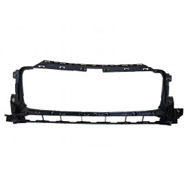 GRILL COMPATIBLE WITH MERCEDES G CLASS W464 WITH HEADLIGHTS GLOSSY BLACK CHROME