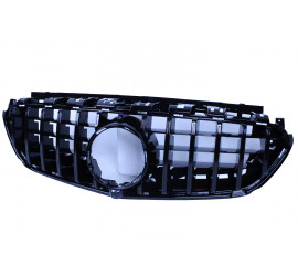 GRILL GLOSSY BLACK COMPATIBLE WITH MERCEDES E63 2017-2019