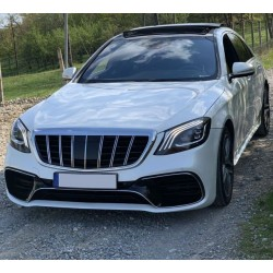 BODYKIT COMPATIBEL MET MERCEDES-BENZ W222 FACELIFT