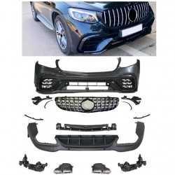 KIT CARROSSERIE COMPATIBLE AVEC MERCEDES-BENZ GLC SUV X253
