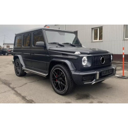 BODY KIT COMPATIBLE WITH MERCEDES-BENZ G CLASS W463 2007+