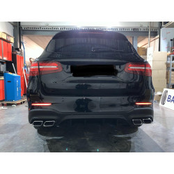BODYKIT COMPATIBLE WITH MERCEDES-BENZ GLC SUV X253