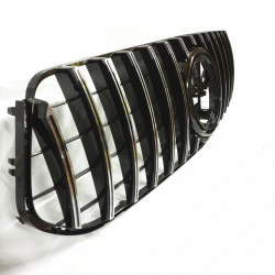 FRONT GRILL COMPATIBLE WITH MERCEDES-BENZ GLE W167 CHROME 2019+