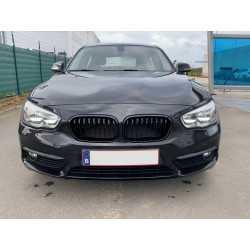 GRILL NIEREN GLANZEND ZWART COMPATIBEL MET BMW F20 LCI 1 SERIE