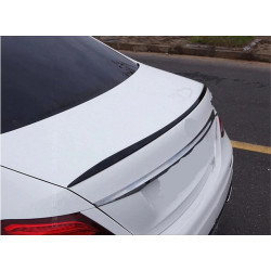 TRUNK SPOILER COMPATIBLE WITH MERCEDES-BENZ W213 E CLASS GLOSS BLACK