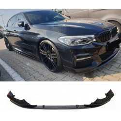 VOORSPOILER LIP COMPATIBEL MET BMW 5 SERIE G30 EN G31