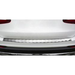 BUMPER PROTECTOR STAINLESS STEEL COMPATIBLE WITH MERCEDES-BENZ GLC X253 SUV