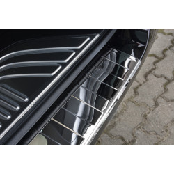 BUMPER PROTECTION STAINLESS STEEL COMPATIBLE WITH MERCEDES-BENZ W447 V CLASS AND VITO 3 2014+