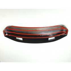 SPOILER DACHOWY KOMPATYBILNY Z MERCEDES-BENZ GLC X253 SUV GLOSSY BLACK