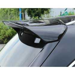 SPOILER DE ACOPERIȚIE COMPATIBIL CU MERCEDES-BENZ GLC X253 SUV GLOSSY BLACK