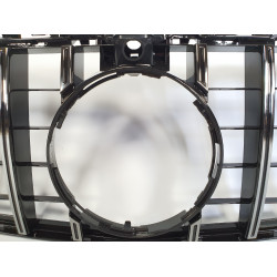 GRILL CHROME COMPATIBLE WITH MERCEDES-BENZ C 63 AMG (S) W205 WITH FRONT CAMERA