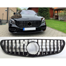 GRILL COMPATIBLE WITH MERCEDES-BENZ S COUPE CABRIO C217 A217 2018+ facelift