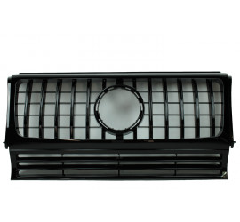GRILL COMPATIBLE WITH MERCEDES-BENZ G CLASS W463 BLACK