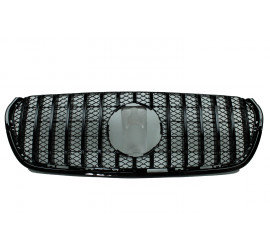 GRILL BLACK COMPATIBLE WITH MERCEDES-BENZ X CLASS W470