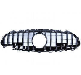 GRILL COMPATIBLE WITH MERCEDES-BENZ CLS C257 GLOSSY BLACK