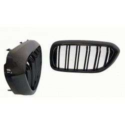 GRILL KIDNEYS COMPATIBLE AVEC BMW SERIE 5 G30 - G31