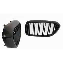 GRILLE DE CALANDRE COMPATIBLE AVEC BMW SERIE 5 G30 - G31