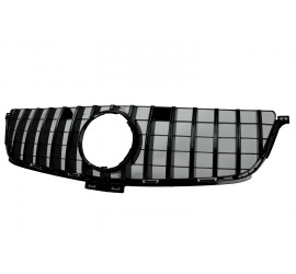 GRILL COMPATIBLE WITH MERCEDES-BENZ W166 ML BLACK