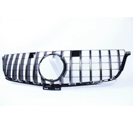 GRILL COMPATIBEL MET MERCEDES-BENZ W166 ML CHROME