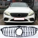 FRONT GRILL BLACK...